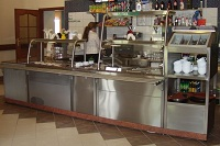 Buffet: Refrigerated buffets