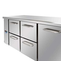Cooling counters